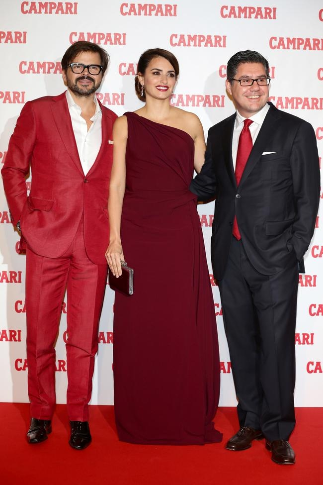 2013 Campari Calendar Unveiling - Cocktail