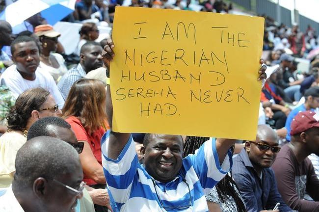 Venus-Serena Clash Floors Nigeria