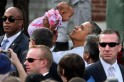 Hey Baby! Obama & Romney's Cuddly Friends