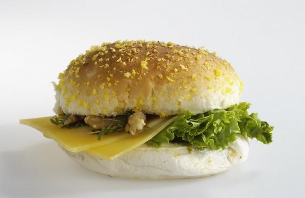 Mushroom Pâté Open Sandwiches