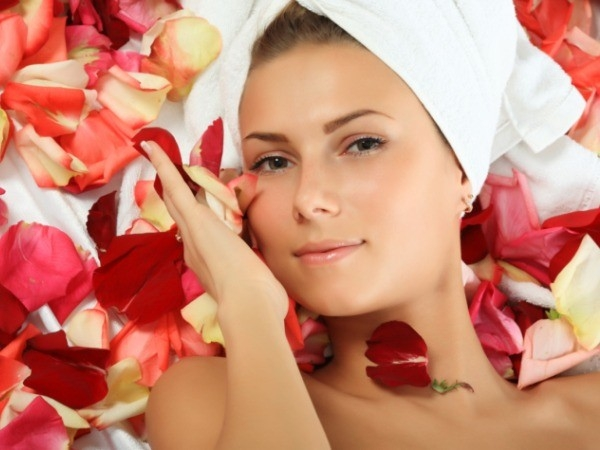 Skin care method for healthy skin