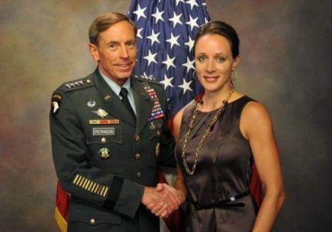 Petraeus & Broadwell