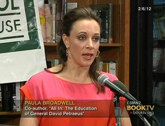 In love with Petraeus?