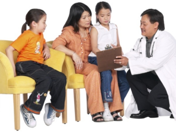 Fix a doctor's appointment to avoid problems.