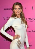 Samsung Galaxy Features Arrivals at the Official Victoria's Secret Fashion Show After Party