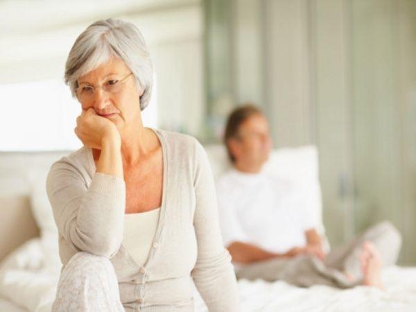 Sex Education Tip 11: Menopause may make sex uncomfortable.