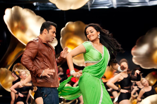 Salman Khan and Sonakshi Sinha