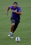 Team India's Intense Practice Continues
