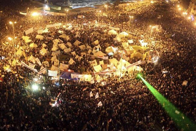 Return of the Protestors