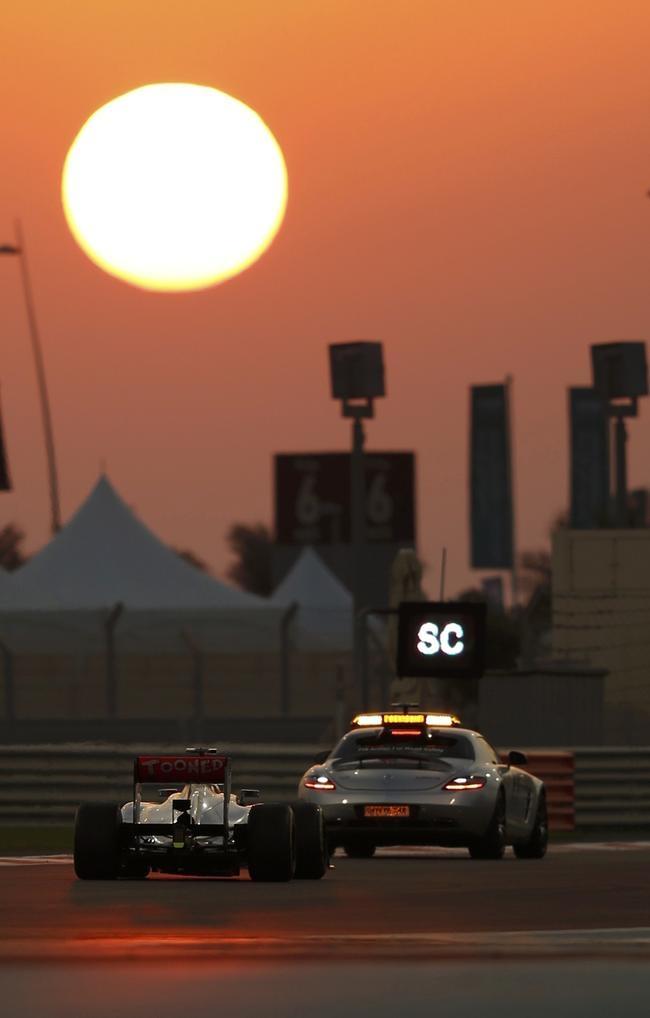 Picture Perfect @ Abu Dhabi Grand Prix