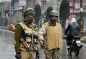 Srinagar Under Curfew