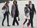 Perfect! Obama's Family Album