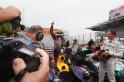 Michael Schumacher's Emotional F1 Exit