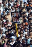 Balasaheb Thackeray's Last Journey