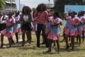 Williams Sisters in Nigeria