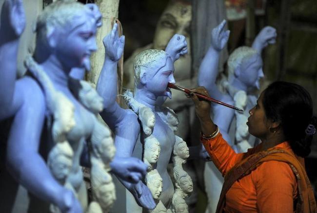 INDIA-RELIGION-HINDUISM-DIWALI