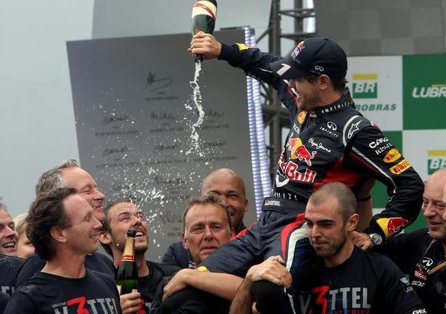 Sebastian Vettel Wins F1 Crown
