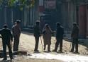 Srinagar Under Curfew