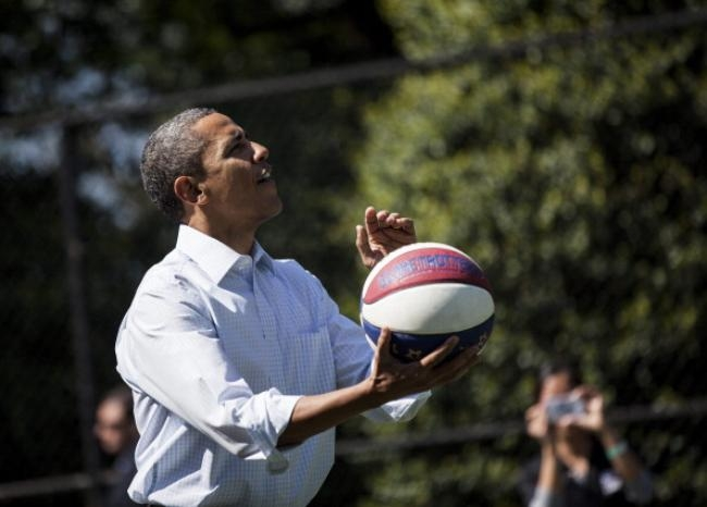 The Obama Family is Crazy for Sports