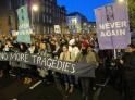 Protests in Dublin