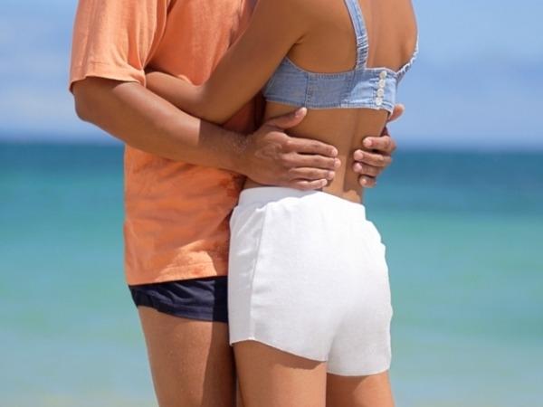 Benefits of sex: Increases oxytocin