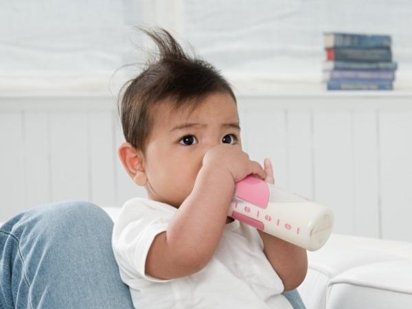 Allergy Causing Food: Milk