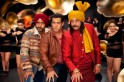 Ajay Devgn, Salman Khan and Sanjay Dutt