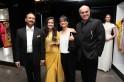Anupam & Shubra Prakash and Ashwini & Anu Dhawan