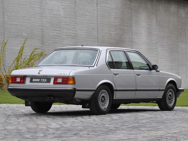 E23 BMW 7 Series (1977-1986)