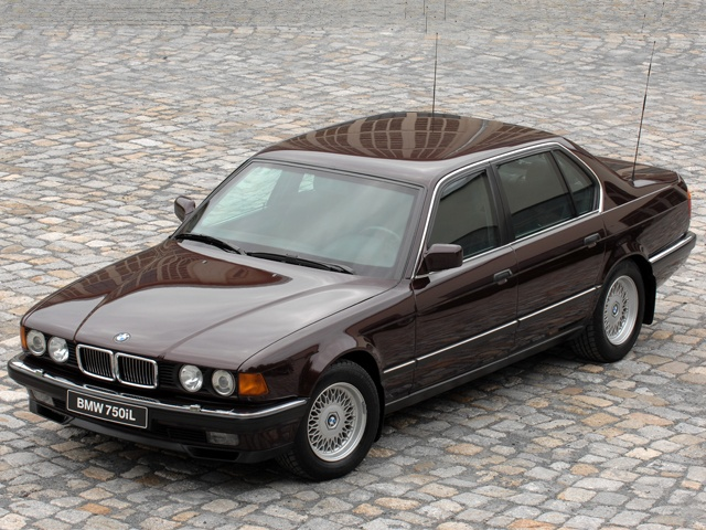 BMW 7 Series lineage
