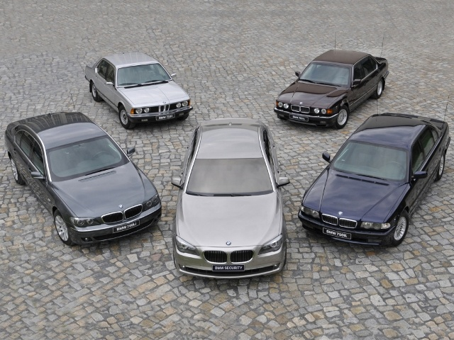 Over five generations, the 7 Series has taken the BMW brand forward with innovations and the latest technologies as the marque's flagship automobile.