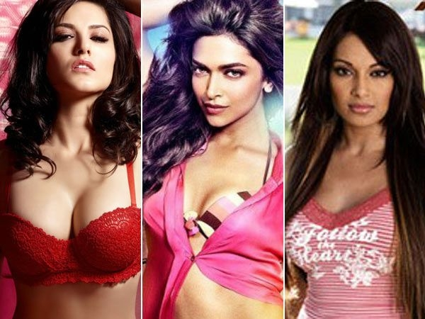 Sexy Seductresses in Bollywood Thrillers