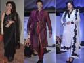 Celeb Spotting: At Global Peace Fashion Show