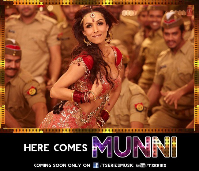 Munni Malaika Arora Khan is back to spice things up in Dabangg 2