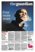 Tomorrow's Front Pages: Obama Rules