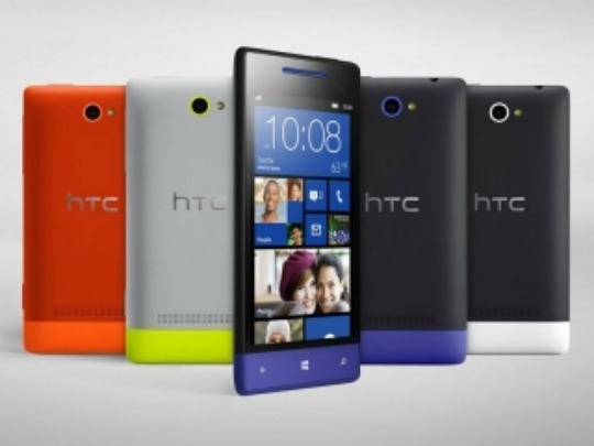 HTC 8S launched in India at Rs. 19,260