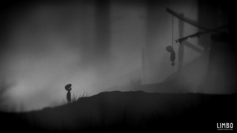 Limbo: Once the dark, eerie and beautiful world of Limbo has its creep hooks onto you, there's no coming back from this. A 2D Mario-like adventure told in a beautiful black and white world, like watching an old movie, where everything is just a silouette. A fantastic indie game available at a steal.