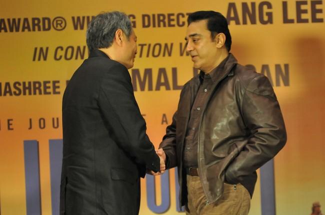 Kamal Haasan, Ang Lee