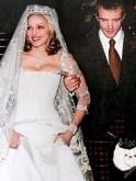 Madonna wore Stella McCartney gown