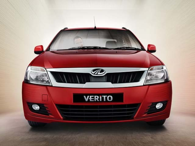 The face lifted Mahindra Verito is available in 2 petrol variants and 3 diesel variants.