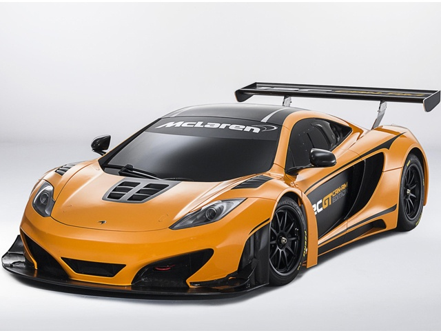 The 12 GT Can-Am Edition pays tribute to a series of McLaren models driven by Bruce McLaren and Denny Hulme in the Canadian-American (Can-Am) Challenge Cup that was a race series from 1966 to 1986.