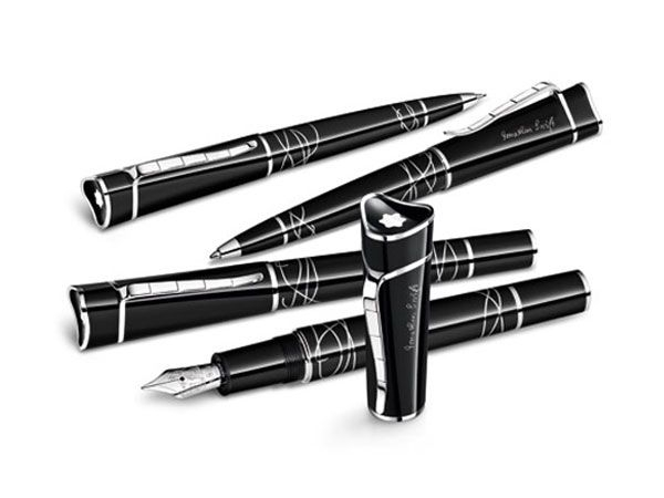 Montblanc 2012 Writers Edition