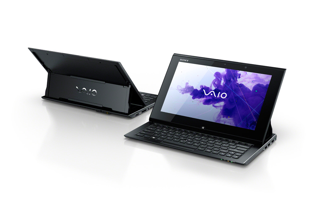 This device features a slide-out keyboard under the display and it has all the prime connectivity options like USB 3.0 and HDMI ports.