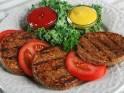 Soya Vegetable Burgers