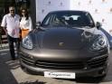 Sridevi's New Porsche Cayenne Diesel