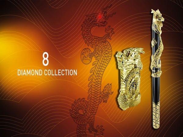 St Dupont's Dragon Diamond