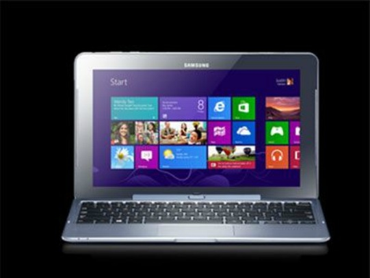 The Samsung ATIV Smart PC has an 11.6-inch display which has a resolution of 1366x768 pixels, the Samsung ATIV Smart PC Pro also has the same size display but with full HD resolution.