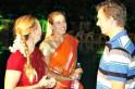 Firang Tennis Babes Celebrate Diwali