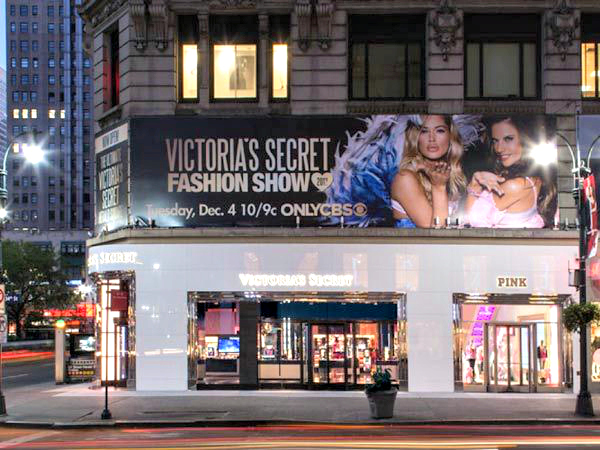 The largest Victoria's Secret store has been revamped and is open for business. Here's a look at Herald Square, Manhattan's newest prized possession  Image Courtesy: Victoria's Secret; Source: Business Insider