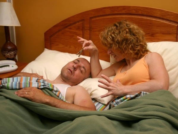 Snoring – that loud, hoarse breathing that keeps partners and neighbours wide awake all night - is a nuisance. Snoring counts as a sleep disorder, which can have serious medical problems like sleep apnea and social problems as well. In order to tackle this sleep troubling phenomena, and allow your partner to sleep peacefully, we give you a few tips to help reduce and eliminate snoring.